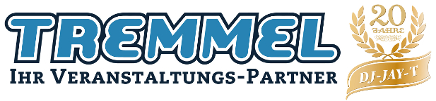 Tremmel Ihr Veranstaltungs-Partner - Hochzeitsdj Firmenfeier Geburtstagsfeier DJ Jay-T in Rastatt